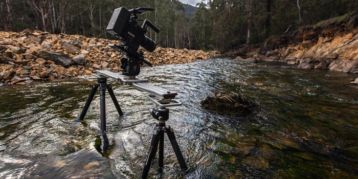 Epic-X IR rig - Cotter River