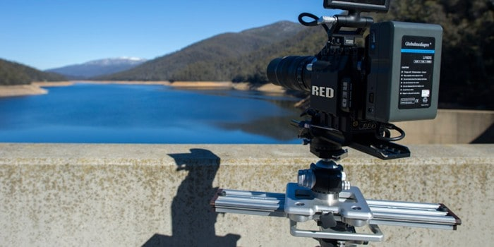 snow on the ranges - Corin Dam
