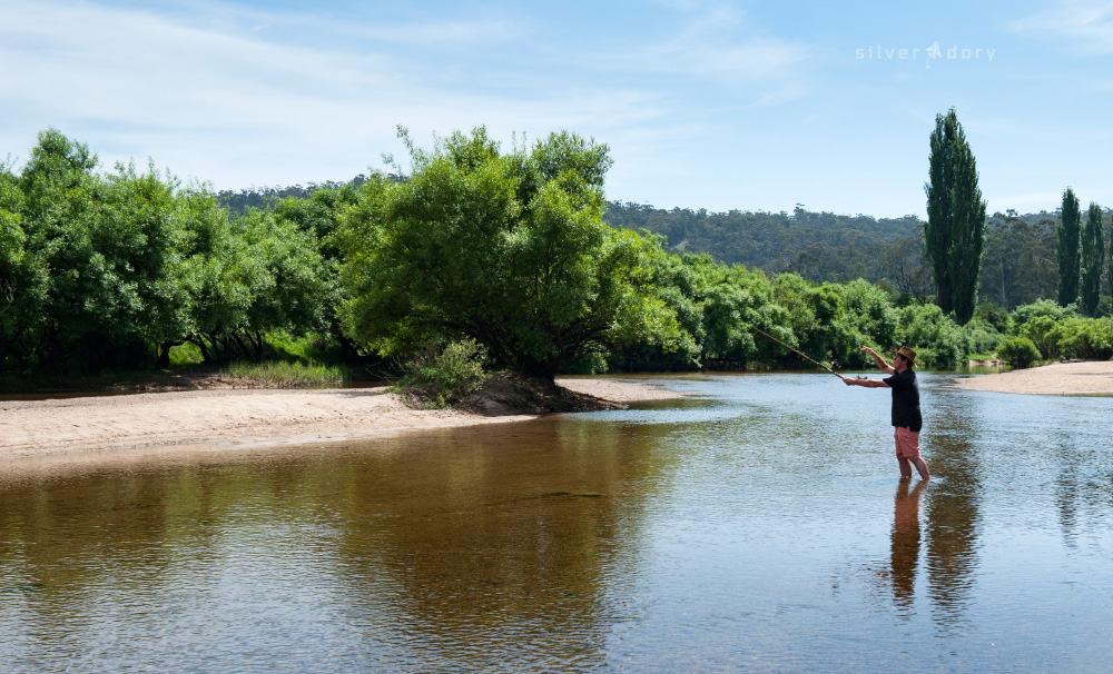 kiah river