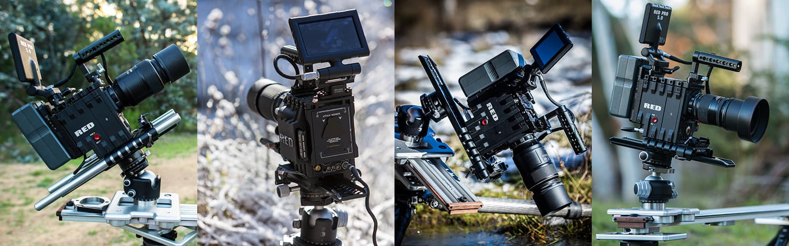 Really Right Stuff + RED Epic-X