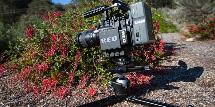Epic-X on RRS macro rig