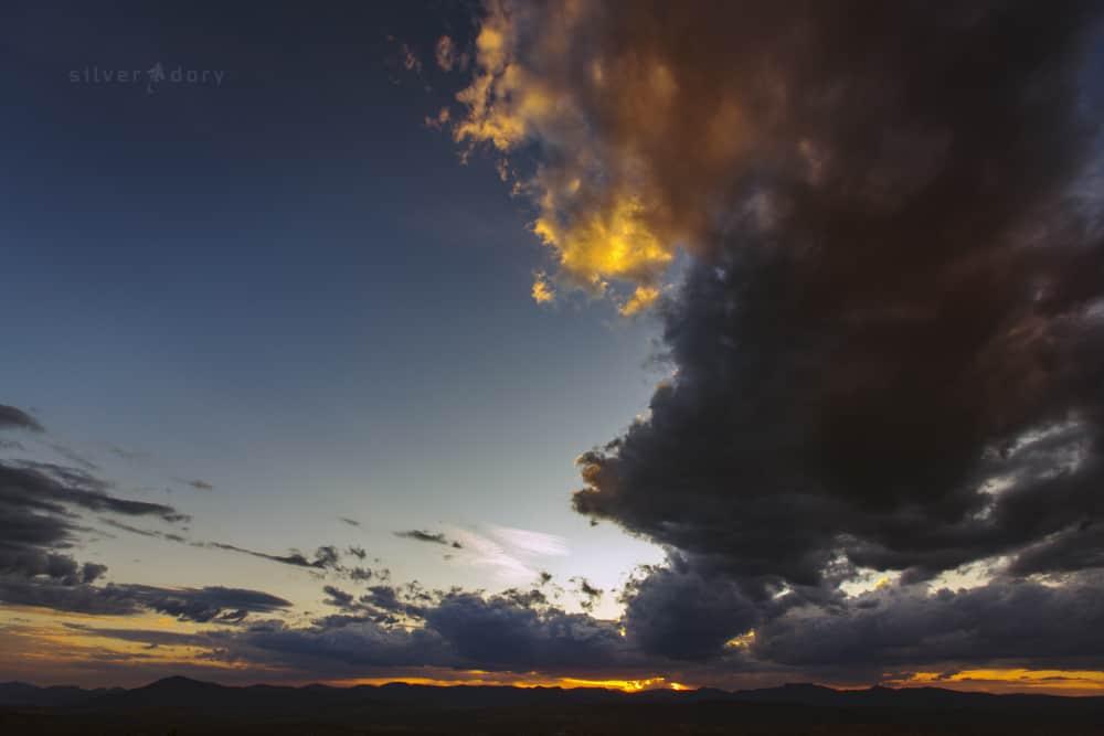 Mt Wanniassa | summer dusk