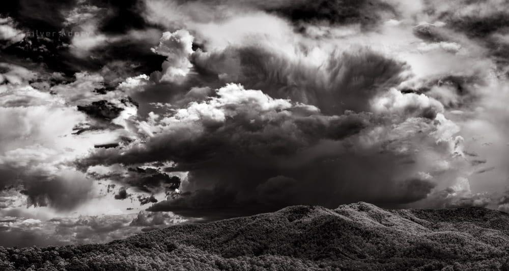 storm | Gulaga / Mt Dromedary