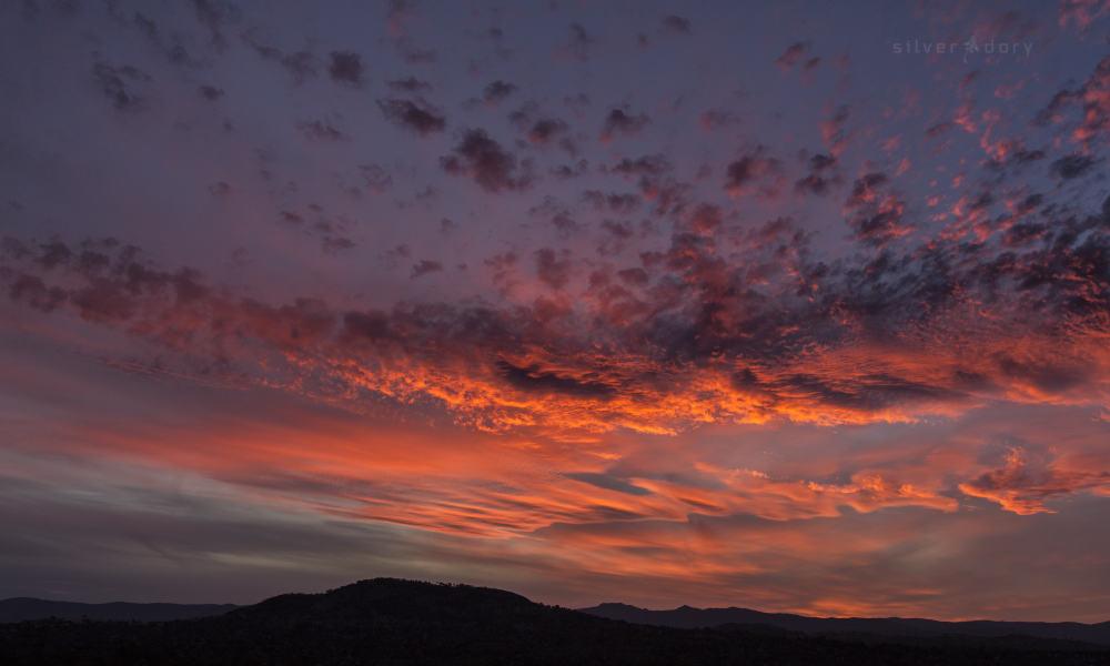 summer sunsets - Dec 2015